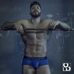 10(2) (ergowear) Tags: latin hunk bulge men sexy ergonomic pouch underwear ergowear fashion designer gym sports