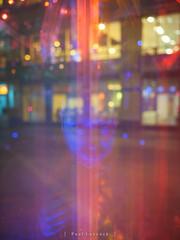Voight-Kampff Test (amipal) Tags: 175mm canarywharf capital city england europe gb greatbritain lightfestival london manuallens night uk unitedkingdom urban voigtlander