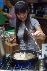 Mei (Chris-Creations) Tags: mei cooking dumplings
