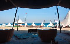 Khor Al Adaid, Qatar (fisherbray) Tags: fisherbray qatar stateofqatar دولةقطر dawlatqatar alwakrah بلديةالوكرة baladīyatalwakrah khoraladaid khoraludeid khawraludayd خورالعديد inlandsea naturereserve unesco nikon d5000 qatarinternationaladventures qia camp beach desert sanddunes singingdunes persiangulf arabiangulf water wasser