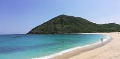 Lovely Lombok Beach Scene (Alex88 - Thanks for 120 Million Views) Tags: sea beach blue water ocean sky beac s safe