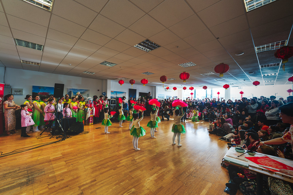 YEAR OF THE PIG - LUNAR NEW YEAR CELEBRATION AT THE CHQ IN DUBLIN [OFTEN REFERRED TO AS CHINESE NEW YEAR]-148915
