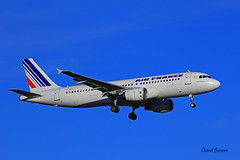 Airbus A320 ~ F-GKXT  Air France (Aero.passion DBC-1) Tags: spotting cdg 2013 dbc1 david aeropassion biscove aviation airport roissy aircraft avion plane airlines airliner airbus a320 ~ fgkxt air france