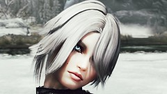 72850_20190213160626_1 (SasakiPajero) Tags: enb elder tes videogame v tesv face girl screenshot skyrim scrolls snapdragonprimeenb shorthair eyes 3d