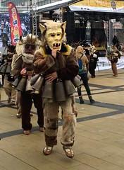 SurvaMonsterr2 (Rhoda!) Tags: surva bulgaria pernik monster fur horn bells dance masquerade festival