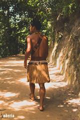 Brazilian Indians (Pataxós) (Bodeccn) Tags: canon t6i landscape nature bahia portoseguro pataxó brazilianindians