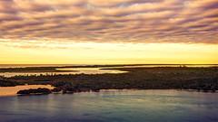 Super Sunrise (Tony F Buckley) Tags: seasonal boat cloud lake landscapes seascape sunrise tidal victoria australia au