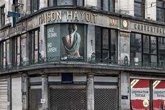 Maison Hayoit (jefvandenhoute) Tags: belgium belgië brussels brussel light urbex decay