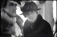(In The Book of Love's Own Dream) (Robbie McIntosh) Tags: leicamp leica mp rangefinder streetphotography 35mm film pellicola analog analogue negative leicam summilux analogico leicasummilux35mmf14i blackandwhite bw biancoenero bn monochrome argentique summilux35mmf14i autaut dyi selfdeveloped filmisnotdead kodaktrix400 kodak trix d76 kodakd76 leicasummilux35mmf14 summilux35mmf14preasph venice girl man venezia carnival carnevale carnevaledivenezia venicecarnival festadellemarie