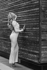 Andrea NB-42 (Willy_G91) Tags: vert andrea model fashion portrait girl woman pretty beautiful cute gorgeous sexy stunning outside outdoors nikon d610 photoshoot colour duba black white noir blanc noirblanc blackwhite bnw