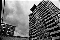 C37-38 1975 Brutalism (hoffman) Tags: housing architecture brutalist brutalism city urban london outdoors street barbican brunswickcentre londonwall concrete davidhoffman wwwhoffmanphotoscom