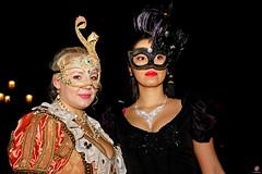 QUINTESSENZA VENEZIANA 2019 133 (aittouarsalain) Tags: venise venezia carnavale carnaval costume chapeau masque