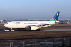 Air Namibia   A330-243   V5-ANP (Globespotter) Tags: frankfurt main air namibia a330243 v5anp