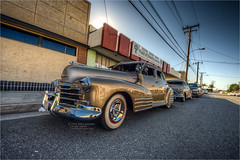 1948 chevy fleetline (pixel fixel) Tags: 1948 chevrolet fleetline foxtail fundraiser gold lucyarellano nightsofcolumbus norwalk tweakedpixels vintagebombssouthside vintageladies ©2019kathygonzalez