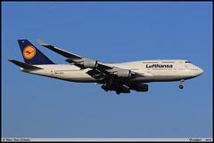 BOEING747 430 Lufthansa D-ABVX 29868 Frankfurt janvier 2019 (paulschaller67) Tags: boeing747 430 lufthansa dabvx 29868 frankfurt janvier 2019