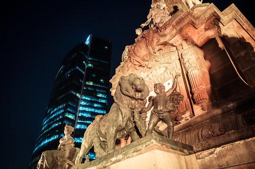 El Ángel - Monumento a la Independencia