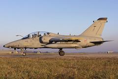 MM55051_AMXInternationalTA-11B_ItalianAF_LIPS_Img02 [Explored] (Tony Osborne - Rotorfocus) Tags: amx international ghibli lips istrana italy a11 ta11b italian air force 2019