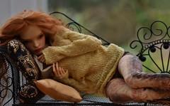 sleepy girl (stashraider) Tags: pashapasha doll resin ball jointed sanity