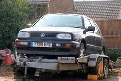 P790 ERC (Nivek.Old.Gold) Tags: 1997 volkswagen golf gl tdi 5door 1896cc marshallmotorgroup