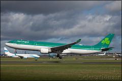 EI-GAJ Airbus A330-302 Aer Lingus (elevationair ✈) Tags: dublin airport dublinairport dub eidw airliners airlines avgeek aviation airplane plane ireland shamrock aelingus airbus a330 a333 airbusa330302 eigaj