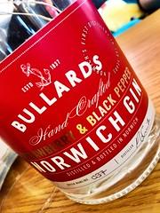 eighteight-threesixfive - gin o clock? (wibblefish) Tags: drink bullards norwich bottle norfolk gin 365