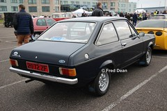 Ford Escort (2072ZF). (Fred Dean Jnr) Tags: corkinternationalcarshow cork april2019 corkairport businesspark ford escort mkii 2072zf zf corkreg