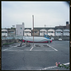 Taisho (Vinzent M) Tags: taisho 大正 japan zniv tlr rollei rolleiflex 35 zeiss planar osaka 日本 大阪 kodak ektar
