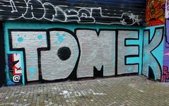 Schuttersveld (oerendhard1) Tags: graffiti streetart urban art rotterdam oerendhard crooswijk schuttersveld tomek