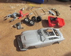 Corgi Toys No. 271 James Bond 007 Aston Martin DB5 1990 - 3 Of 3 (Kelvin64) Tags: corgi toys no 271 james bond 007 aston martin db5 1990