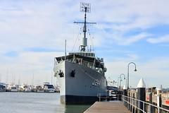 800_6178 (Lox Pix) Tags: hmascastlemaine warship destroyer ran navy guns shells portholes heritage australia memorabilia melbourne victoria williamstown museum loxpix loxwerx ship l0xpix