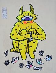 - (txmx 2) Tags: hamburg altona ottensen streetart marambolage cutout pasteup