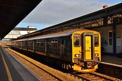 Great Western Railway 150221 - Newton Abbot (KA Transport Photography) Tags: great western railway 150221 newton abbot