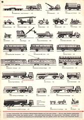 Wiking-1973-5 (adrianz toyz) Tags: wiking west germany berlin plastic models 187 ho 190 catalogue brochure list model adrianztoyz scale verkehrs modelle car bus truck lorry van 1973 prospekte
