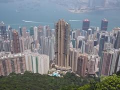 (procrast8) Tags: hong kong island china victoria peak mount austin harbour