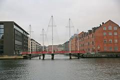 Cirkelbroen bridge, Copenhagen (Andrew-M-Whitman) Tags: copenhagen denmark cirkelbroen bridge