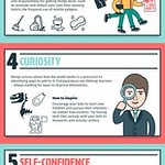 Infographics : 8 Entrepreneurial Skills you Should Teach your Kids #infographic #Education #Ent... thumbnail