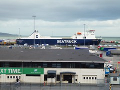 Seatruck Pace (andrewjohnorr) Tags: seatruckpace seatruckferries ferry dublin