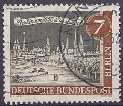 Deutsche Briefmarken (micky the pixel) Tags: briefmarke stamp ephemera deutschland bundespost berlin altberlin unterdenlinden