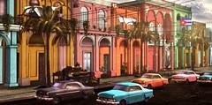 Por Havana (Alexa Maravilla/Spunknbrains) Tags: minimal thearcade roiro madras sevenemporium heart drd fanatik sl secondlife outdoors architecture cuba buildings colors photography blog blogger