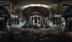 Batcave (Blacklight Fotografie) Tags: waterworks panorama pano control controlroom wasserwerk abandoned decay derelict forgotten rotten verlassen verfallen vergessen lost lostplace rust crust