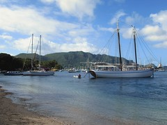 Yachting Bequia