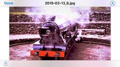 Miniature steam railway engine on turntable (rossendale2016) Tags: turntable engine railway steam miniature