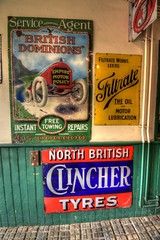 A Sign Of The Times (cassidymike21) Tags: advertisement signs enamel motormemorabilia