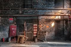 (rickhanger) Tags: urbex urbanexploration urbandecay abandoned abandonedfactory