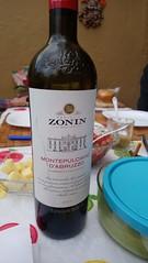 Montepulciano d'Abruzzo from Italy. (yaotl_altan) Tags: vinotinto redwine vinrouge rotwein vinorosso vinhotinto красноевино vinegre montepulciano