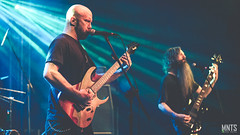 Skinned - live in Kraków 2019 fot. Łukasz MNTS Miętka-22