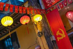 The beautiful town of Hoi An in Vietnam (George Pachantouris) Tags: hoi an vietnam travel tourism vietnamese unesco world heritage paper lamps