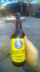 Kromme Rivier Witbier, St. Francis Brewing co (roelofvdb) Tags: b becape
