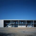 前橋工科大学クラブハウスの写真
