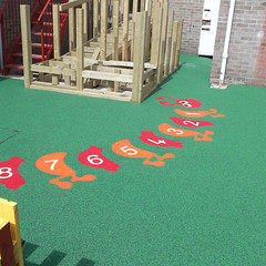Playground Surfacing daily is out! https://t.co/hhZ7wI7F6d #playflooring Stories via @ukfloordesigns @FieldturfC @Playcubed #playground #surfacing (playgroundmarkingsuk) Tags: playground markings uk